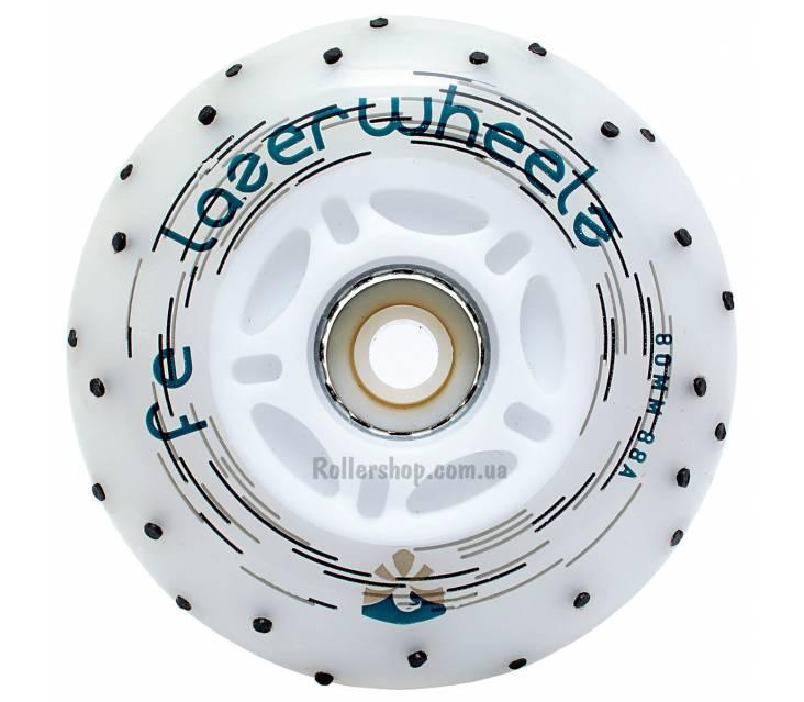 Светящиеся колеса Flying Eagle Lazerwheelz-Sparkle разноцветные popup_0