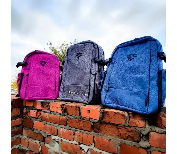 Рюкзак для роликов Flying Eagle Movement Backpack розовый popup_5