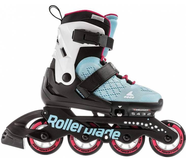 Дитячі ролики Rollerblade - Microblade Arrow SC G 2021 popup