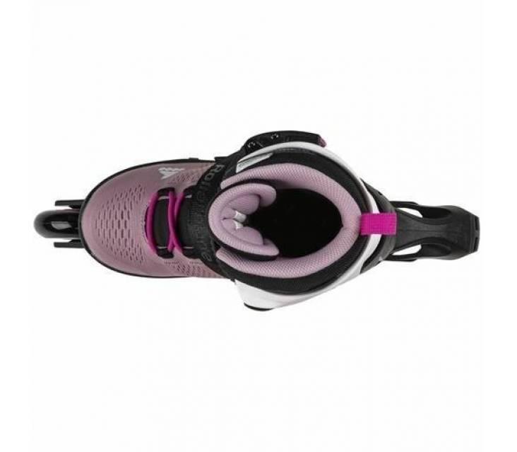 Детские ролики Rollerblade Microblade G Rosa Blanco 2021 розовые popup_2