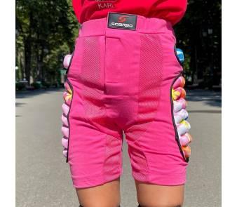 Напопник для роликов Roller розовый item_4