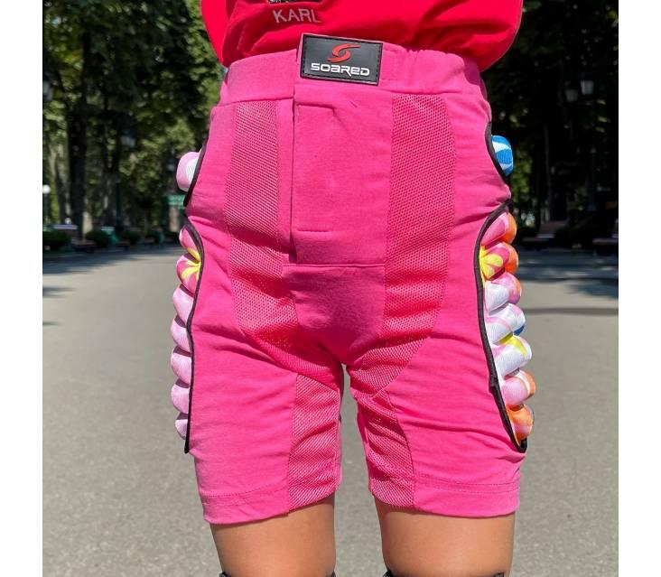 Напопник для роликов Roller розовый popup_4