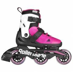 Детские раздвижные ролики Rollerblade Microblade 3Wd розовые
