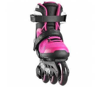Дитячі розсувні ролики Rollerblade Microblade 3Wd рожеві item_1