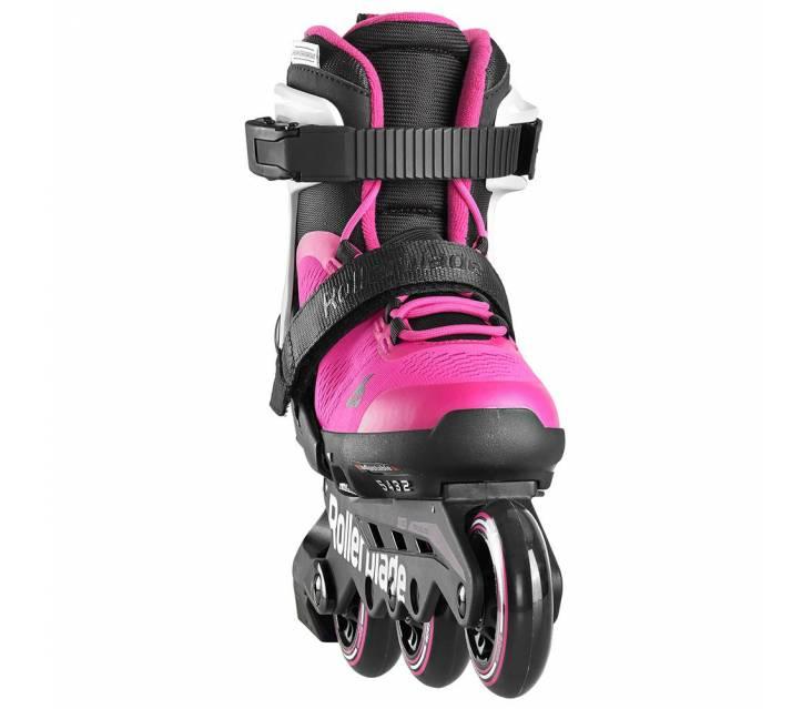 Дитячі розсувні ролики Rollerblade Microblade 3Wd рожеві popup_1