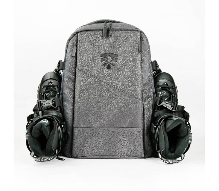 Рюкзак для роликов Flying Eagle Movement Backpack Big серый popup