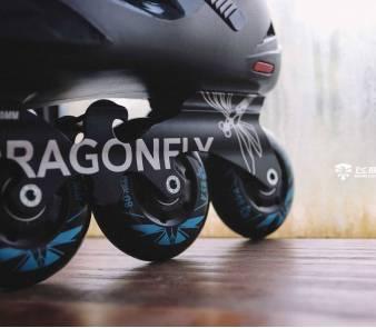 Ролики Flying Eagle Dragonfly чорні item_3