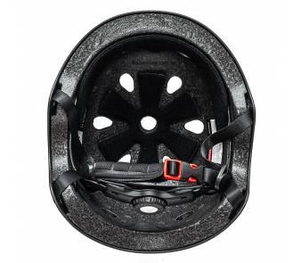 Шлем для роликов Flying Eagle Zeus черный  item_1