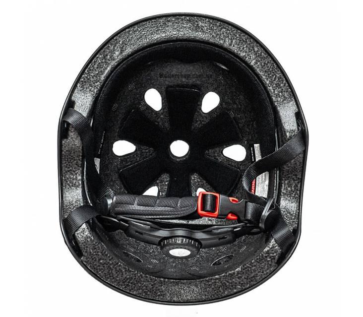 Шлем для роликов Flying Eagle Zeus черный  popup_1