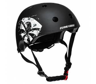 Шлем для роликов Flying Eagle Zeus черный  item_2