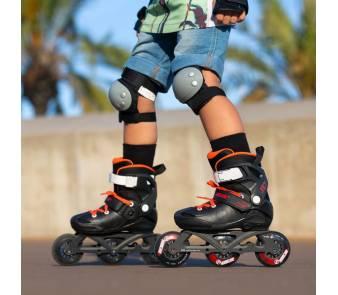 Роликовые коньки детские раздвижные Powerslide Jet Pro item_3