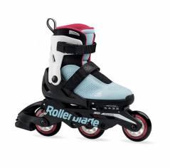 Детские ролики Rollerblade Microblade Free 3WD G 2020 синие