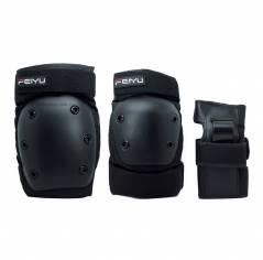 Защита для роликов Feiyu Professional Black