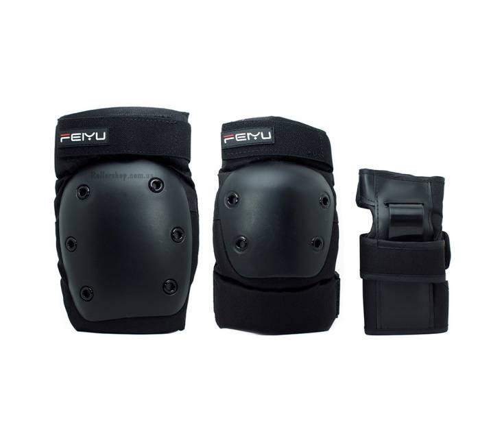 Защита для роликов Feiyu Professional Black popup