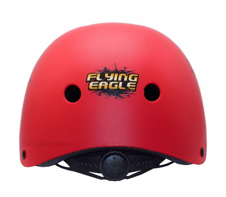 Шлем для катания на роликах Flying Eagle Pro Skate Helmet Red