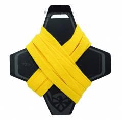 Шнурки для роликов Flying Eagle желтые