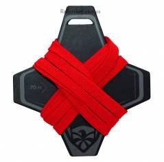 Шнурки для роликов Flying Eagle красные