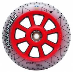 Светящиеся - искрящиеся колеса для роликов FE Lazerwheelz-Sparkle 125 mm
