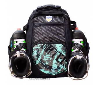 Рюкзак для роликов Flying Eagle Portech Backpack Small 2019 Green item_1