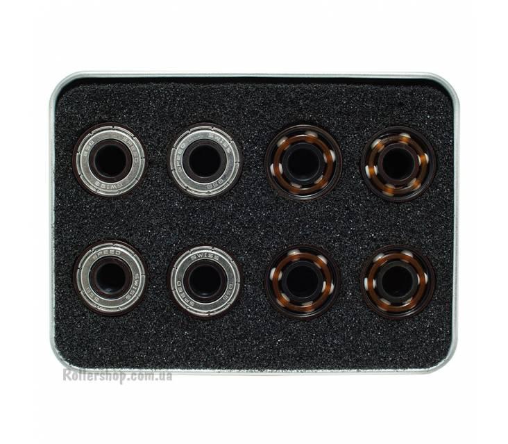 Подшипники для роликов Swiss Сeramic Abec-9