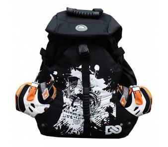 Рюкзак для роликовых коньков Denuoniss Print Small item_1