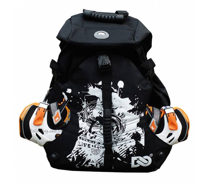 Рюкзак для роликовых коньков Denuoniss Print Small popup_1