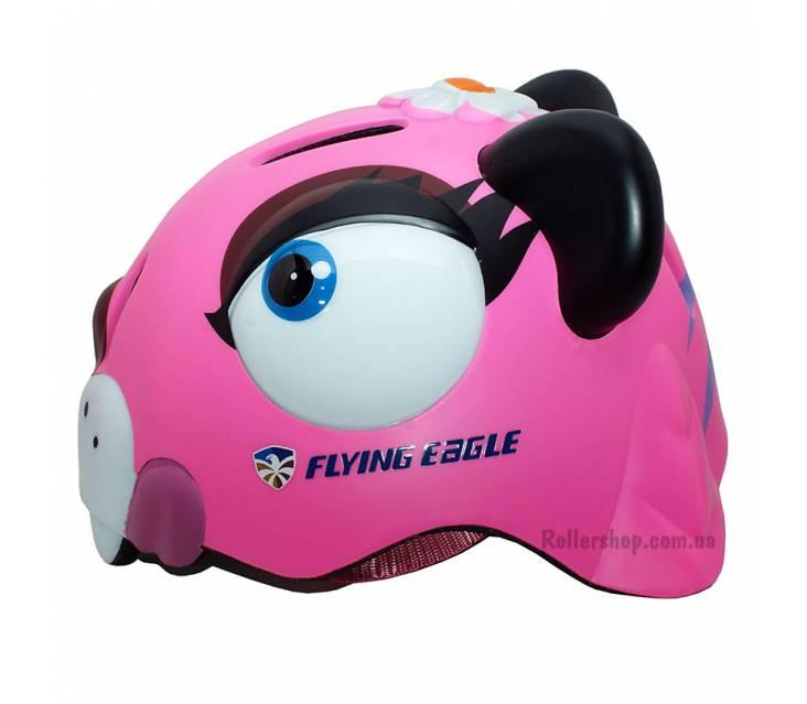 Шолом для роликів дитячий Flying Eagle Zoo Panther popup
