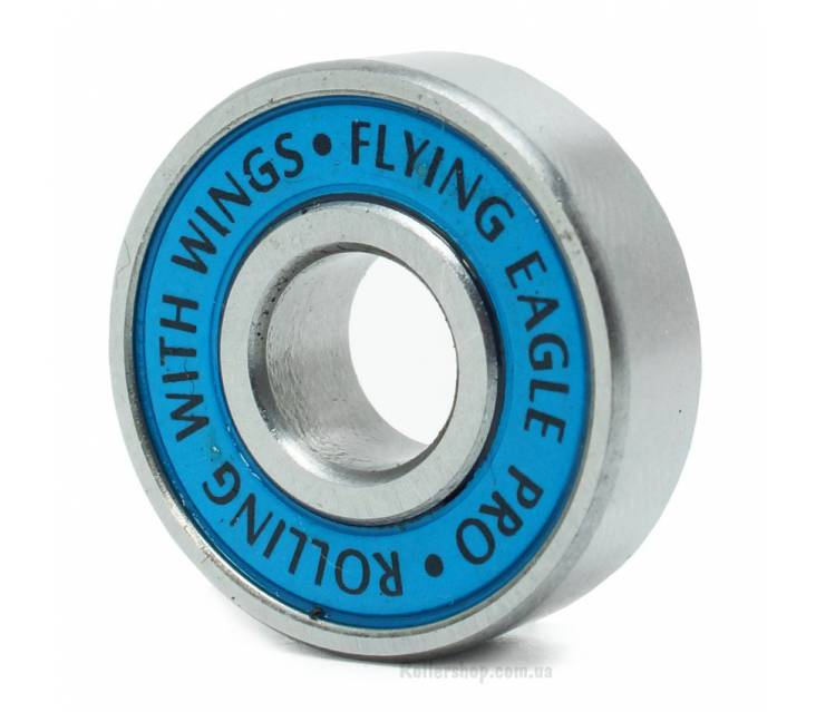 Подшипники для роликов Flying Eagle Abec-9 Pro Blue
