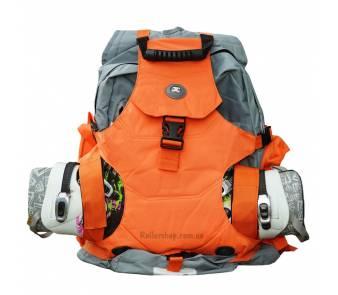 Рюкзак для роликов Denuoniss Big синий item_2