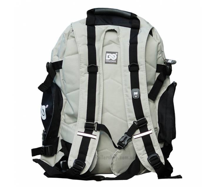Рюкзак для роликов Denuoniss Big черный popup_0