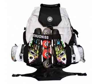 Рюкзак для роликов Denuoniss Big черный item_1