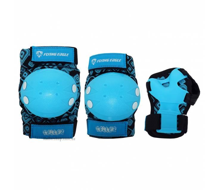 Защита для катания на роликах Celler Pro Junior Blue