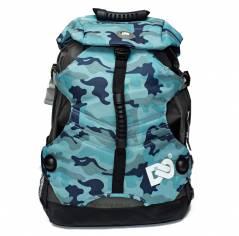 Рюкзак для роликов Denuoniss Сamouflage Small Blue