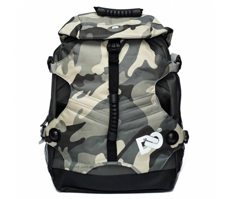 Рюкзак для роликов Denuoniss Сamouflage Khaki Small