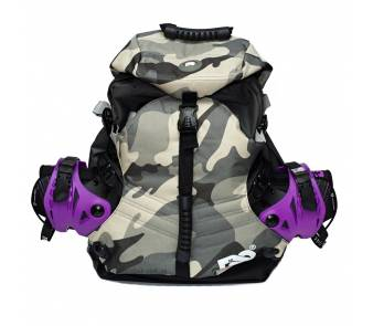 Рюкзак для роликов Denuoniss Purple Small item_2