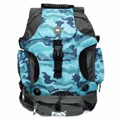 Рюкзак для роликов Denuoniss Сamouflage Big Blue