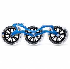 Трех колесный сет FE Ultrasonic 125 mm 85А Blue