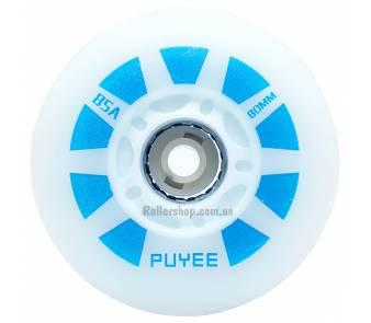 Светящиеся колеса для роликовых коньков Puyee item_0