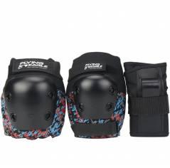 Детская защита для катания на роликах Flying Eagle Armor