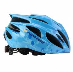 Детский шлем для роликовых коньков Flying Eagle Pro Skate Helmet синий