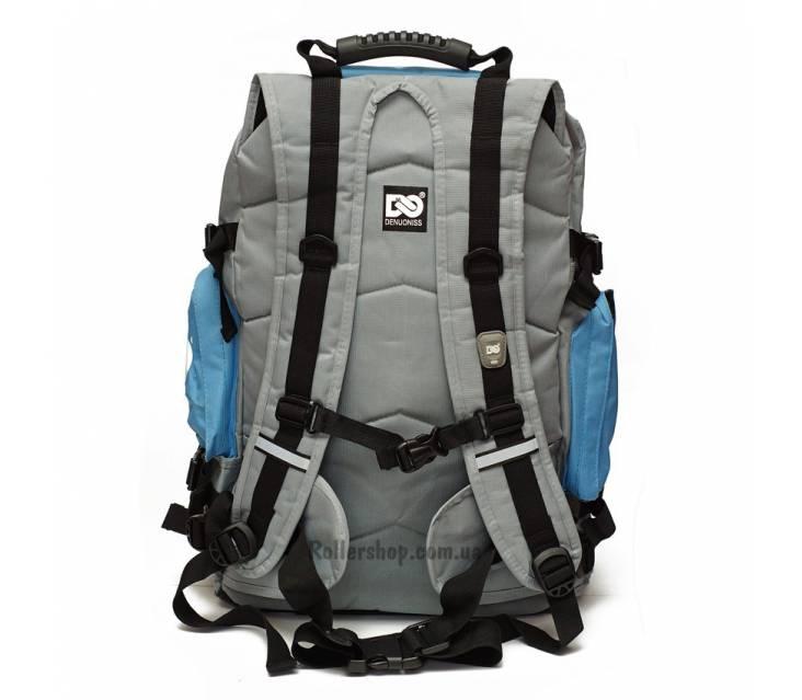Рюкзак для роликов Denuoniss Big Blue
