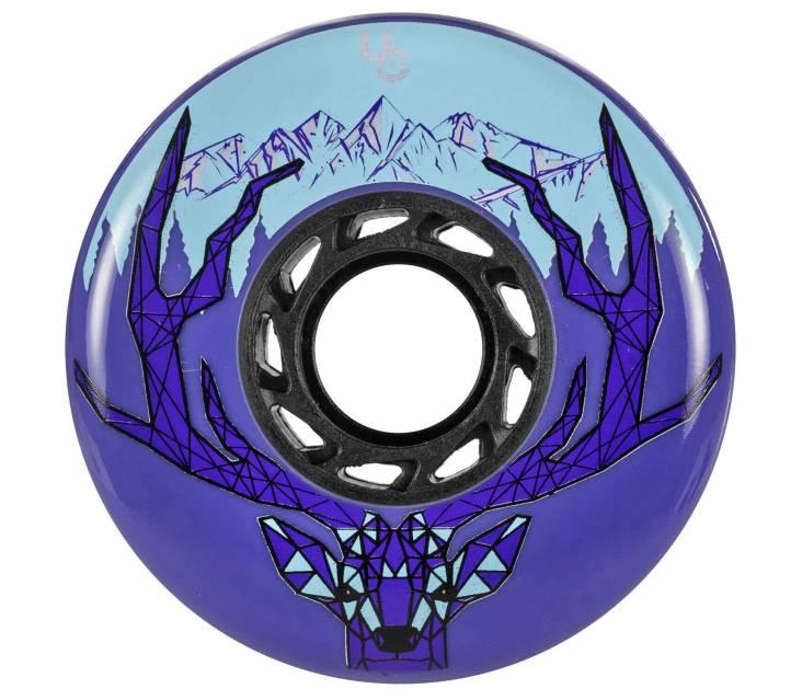 Колеса для роликов Undercover Deer Purple popup