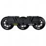 Триколісний сет для роликів Kizer Trimax 110 mm чорний item