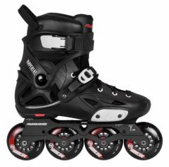 Ролики Powerslide Imperial One 80 Black Crimson 2019