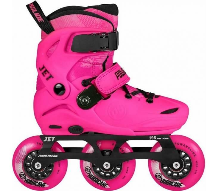 Детские ролики Powerslide Jet Pink popup