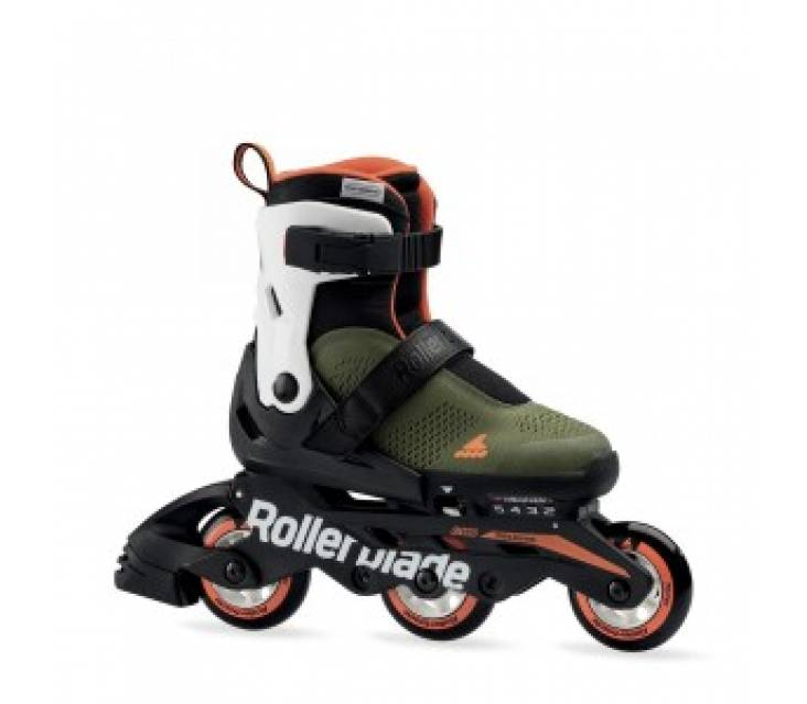 Детские ролики Rollerblade Microblade FREE 3WD