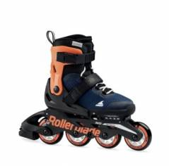 Детские ролики Rollerblade Microblade Orange/Blue 2020