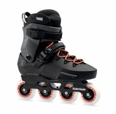 Ролики Rollerblade Twister Edge Black/Warm Red