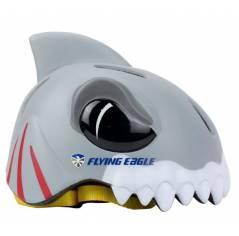Детский шлем для роликовых конько Flying Eagle Zoo Shark