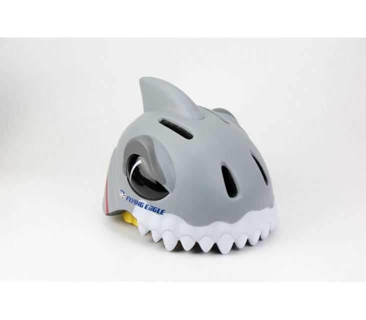 Детский шлем для роликовых коньков Flying Eagle Zoo Shark popup_3